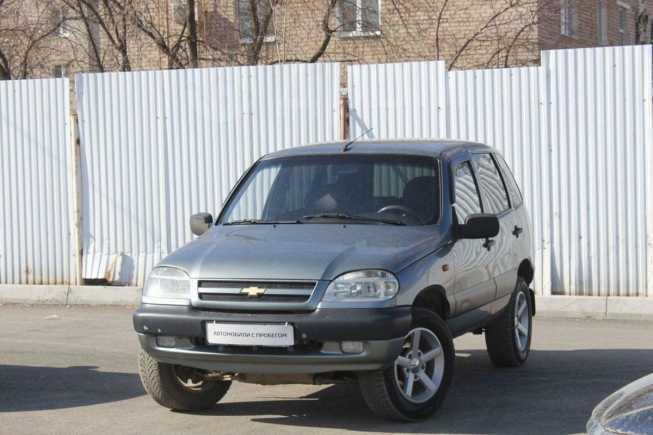 Chevrolet Niva, 2009 год, 195 000 руб.