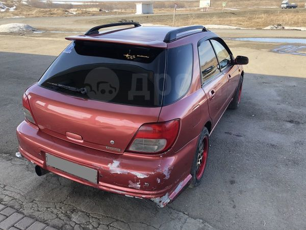 Subaru Impreza WRX, 2000 год, 255 000 руб.