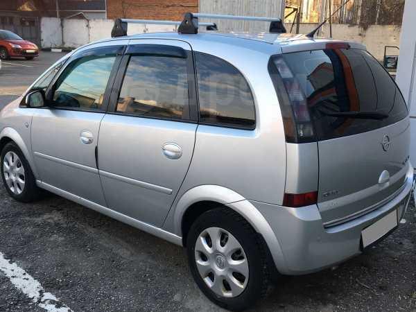 Opel Meriva, 2007 год, 192 000 руб.