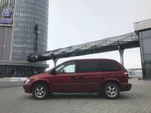 Щелкун Dodge Caravan 2002