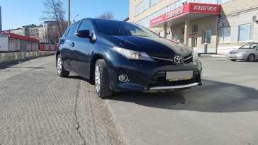 Челябинск Auris 2013