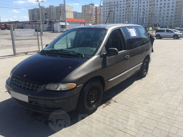Plymouth Voyager, 1997 год, 99 000 руб.
