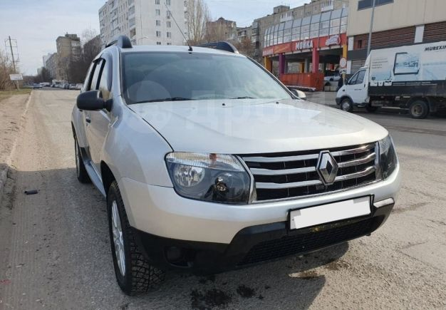Renault Duster, 2014 год, 640 000 руб.