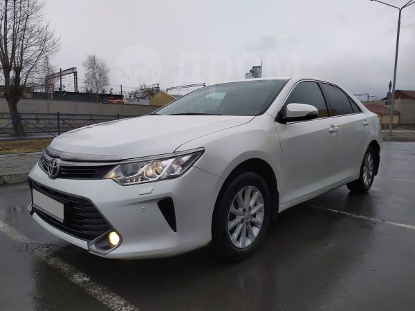 Toyota Camry, 2016 год, 1 260 000 руб.