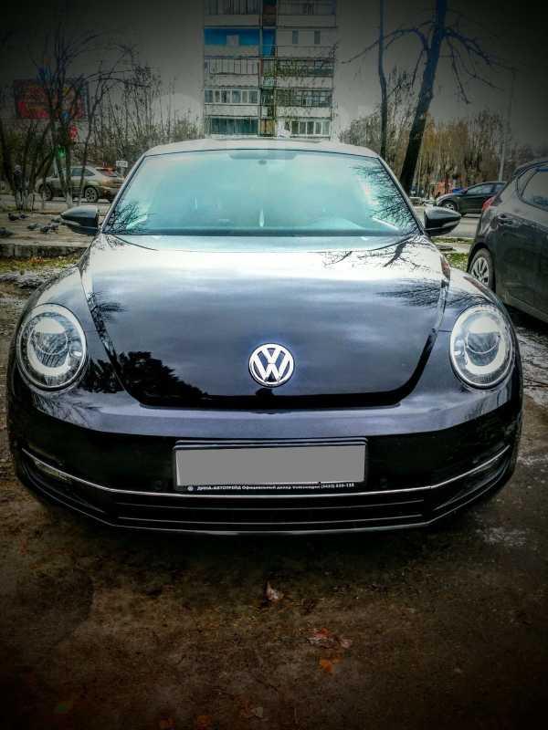 Volkswagen Beetle, 2013 год, 222 000 руб.