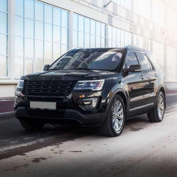 Ford Explorer, 2017 год, 2 150 000 руб.