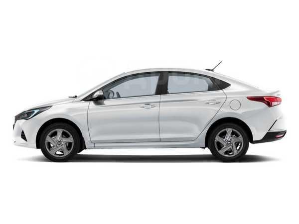 Hyundai Solaris, 2020 год, 876 000 руб.