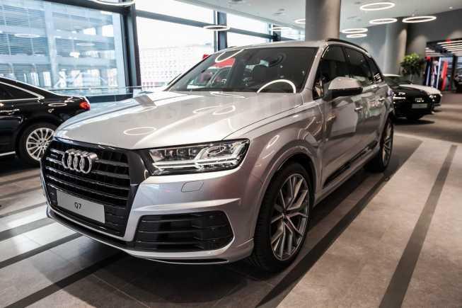 Audi Q7, 2019 год, 5 226 286 руб.