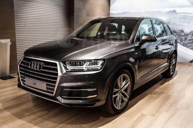 Audi Q7, 2019 год, 5 086 925 руб.
