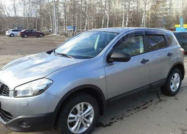 Nissan Qashqai, 2012 год, 659 000 руб.