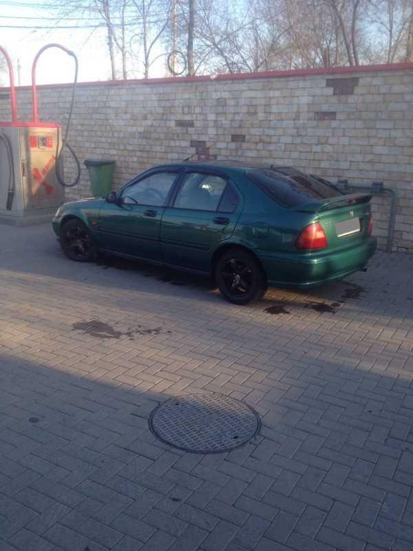 Honda Civic, 1995 год, 90 000 руб.