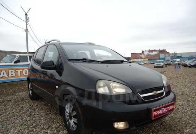 Chevrolet Rezzo, 2006 год, 279 000 руб.