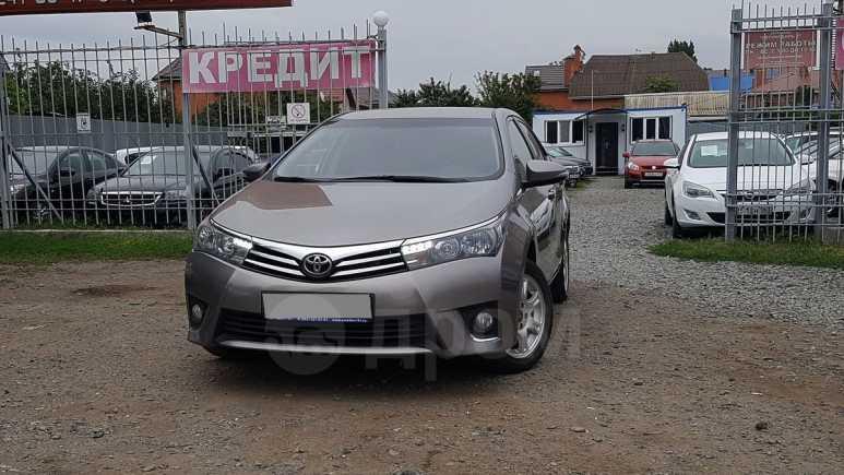 Toyota Corolla FX, 2013 год, 745 000 руб.