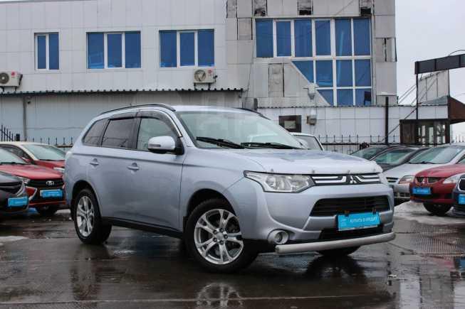 Mitsubishi Outlander, 2012 год, 899 000 руб.