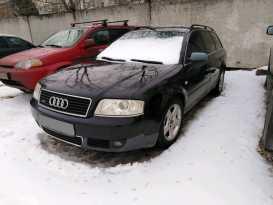 Рязань Audi A6 2003