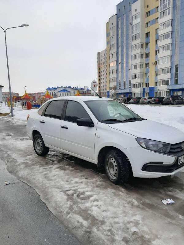 Лада Гранта, 2019 год, 390 000 руб.