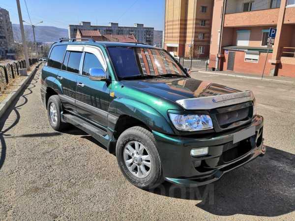 Toyota Land Cruiser, 1998 год, 818 000 руб.
