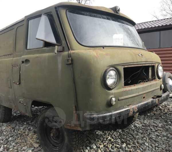 УАЗ Буханка, 1965 год, 300 000 руб.