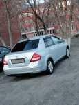 Nissan Tiida, 2007 год, 345 000 руб.