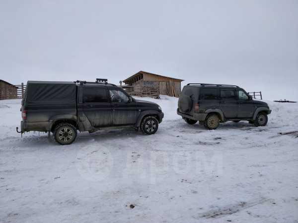 УАЗ Пикап, 2009 год, 235 000 руб.