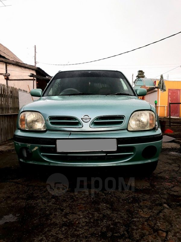 Nissan March, 2000 год, 145 000 руб.