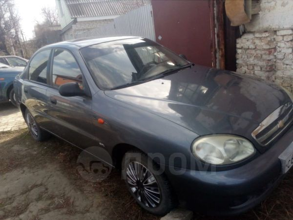 Chevrolet Lanos, 2007 год, 147 000 руб.