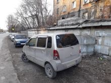 Екатеринбург Wagon R Solio 2003