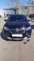 Renault Logan Stepway, 2018 год, 720 000 руб.