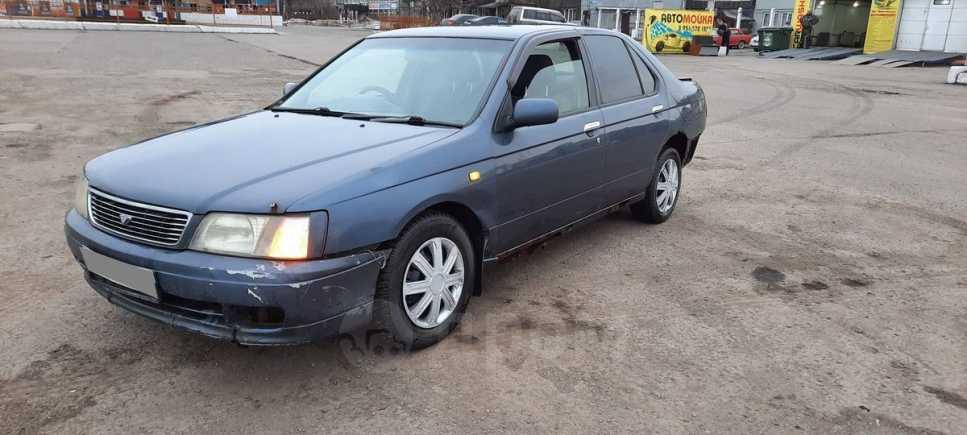 Nissan Bluebird, 1999 год, 40 000 руб.