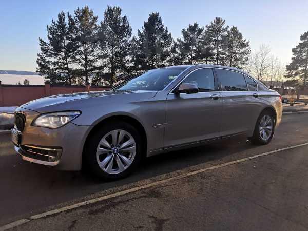 BMW 7-Series, 2012 год, 1 350 000 руб.