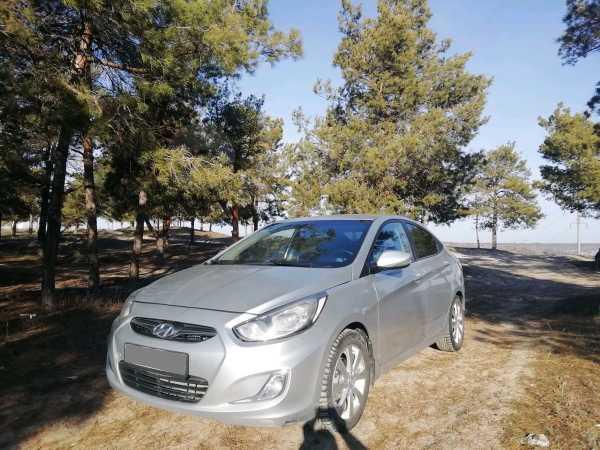 Hyundai Solaris, 2012 год, 465 000 руб.