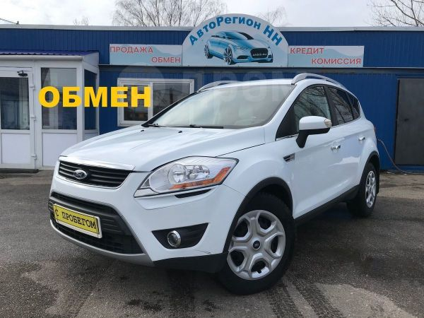 Ford Kuga, 2012 год, 735 000 руб.