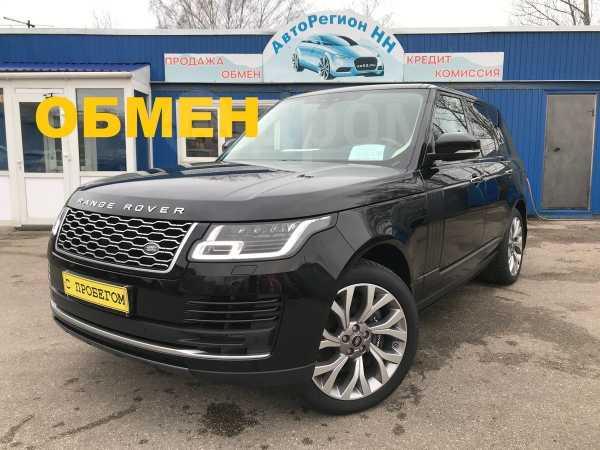 Land Rover Range Rover, 2018 год, 7 150 000 руб.