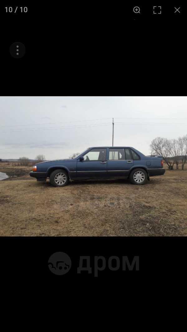 Volvo 960, 1991 год, 70 000 руб.