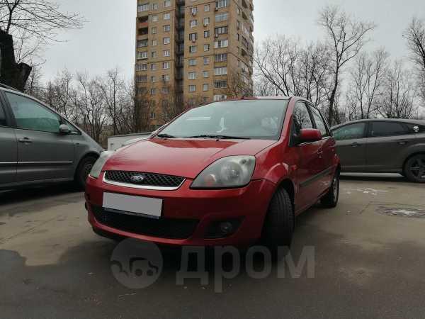 Ford Fiesta, 2006 год, 180 000 руб.