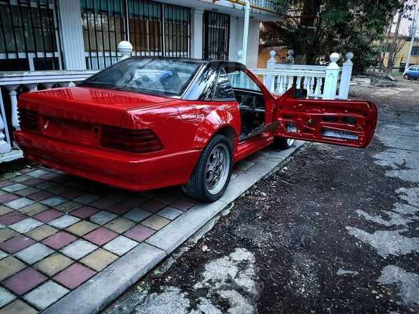 Mercedes-Benz SL-Class, 1992 год, 800 000 руб.
