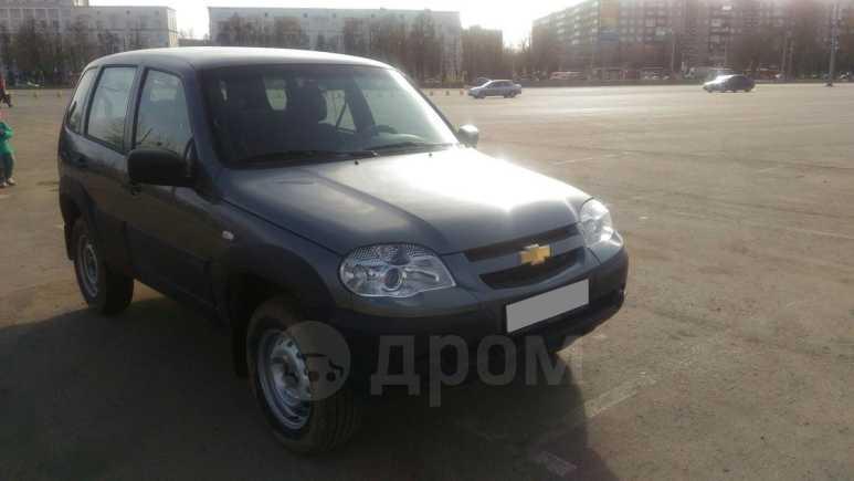 Chevrolet Niva, 2019 год, 580 000 руб.