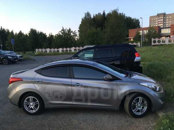 Hyundai Elantra, 2011 год, 589 000 руб.