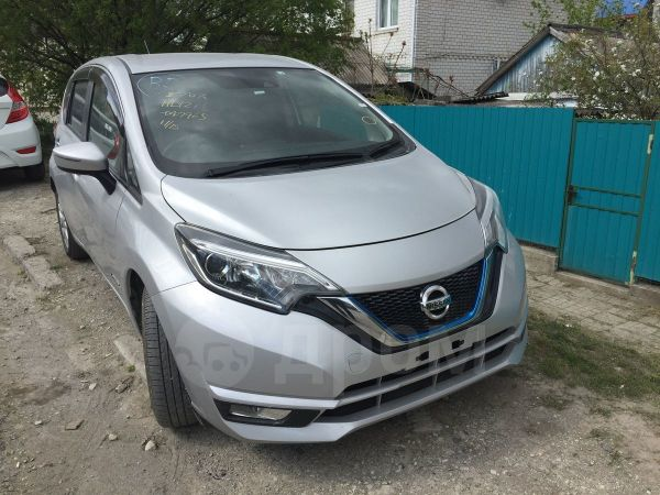Nissan Note, 2017 год, 735 000 руб.