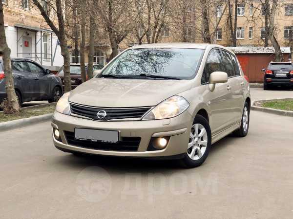 Nissan Tiida, 2010 год, 439 000 руб.