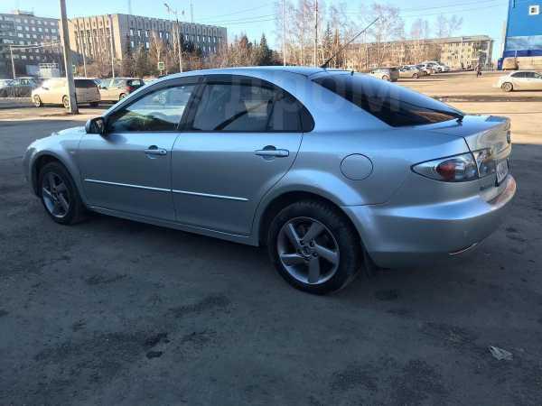 Mazda Mazda6, 2004 год, 322 000 руб.