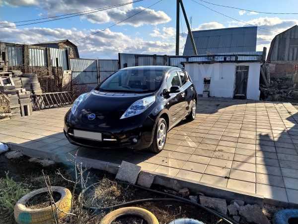 Nissan Leaf, 2012 год, 650 000 руб.