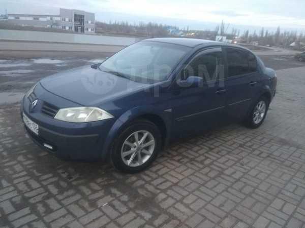Renault Megane, 2005 год, 199 000 руб.