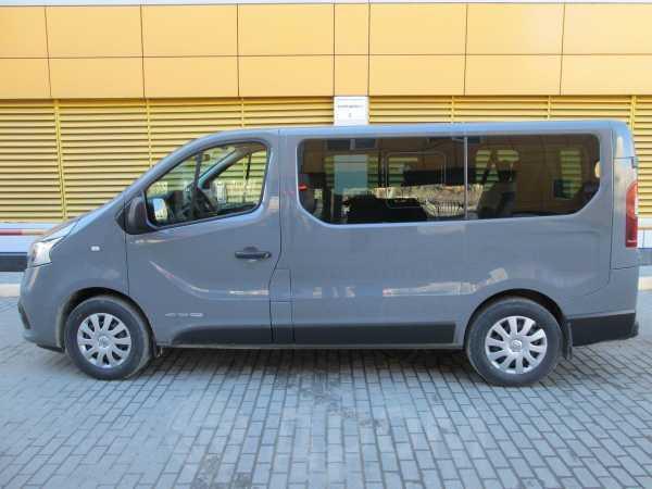 Renault Trafic, 2017 год, 1 800 000 руб.