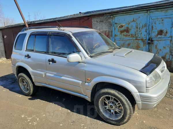 Suzuki Grand Vitara, 2000 год, 385 000 руб.