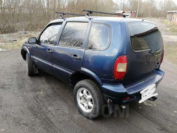 Chevrolet Niva, 2004 год, 109 000 руб.