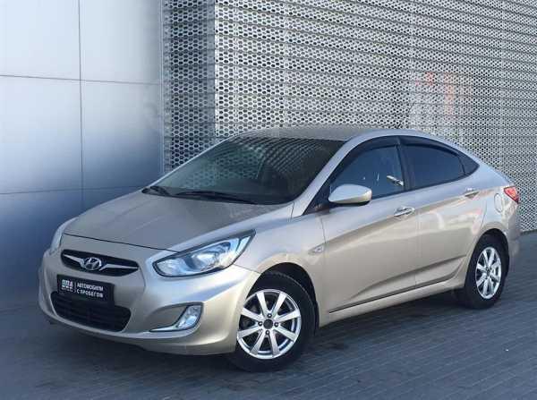 Hyundai Solaris, 2013 год, 387 000 руб.