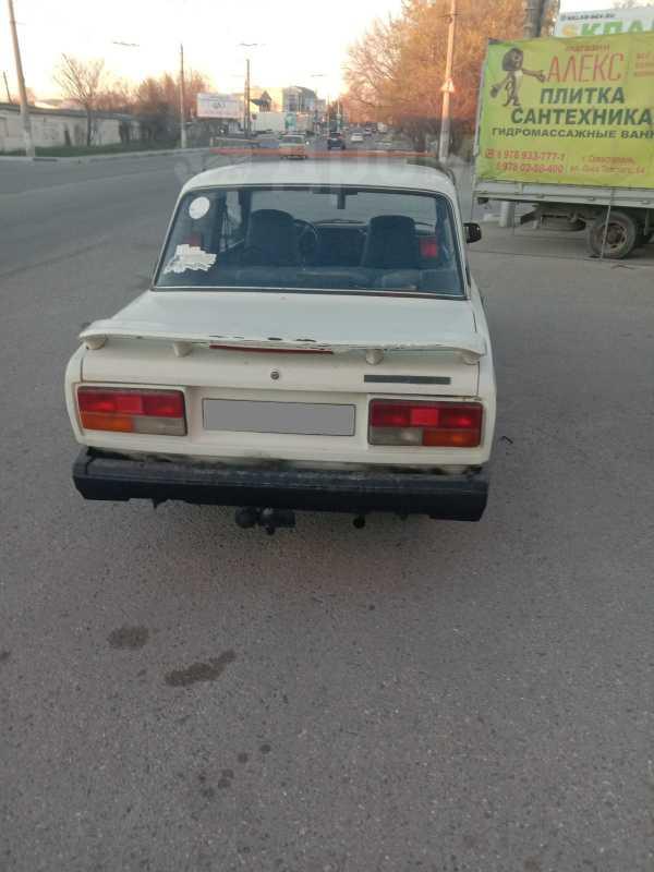Лада 2107, 1983 год, 55 000 руб.
