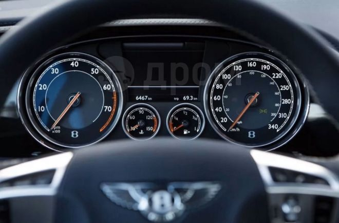 Bentley Continental GT, 2012 год, 4 099 000 руб.