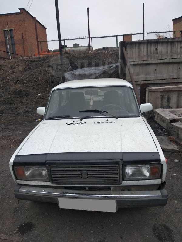 Лада 2107, 1993 год, 23 000 руб.